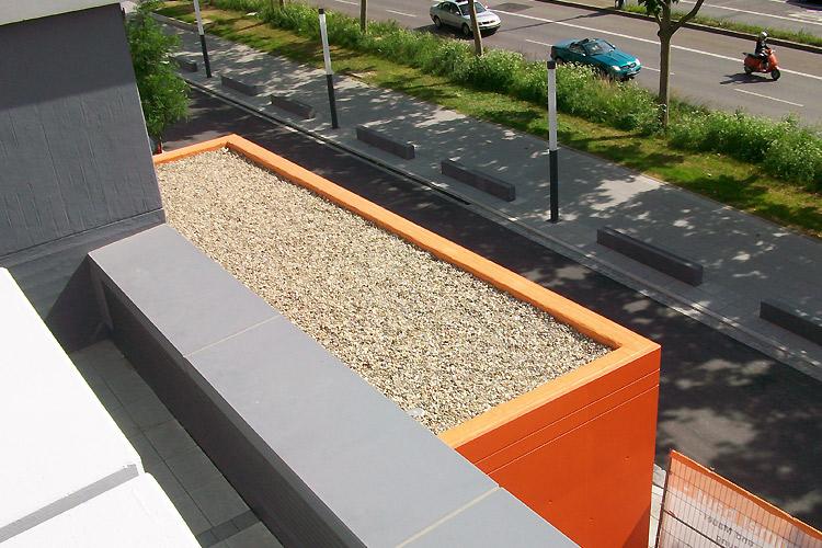 Dachdecker flachdach  Flachdach / Abdichtungen - Leistungen - Bühler ...